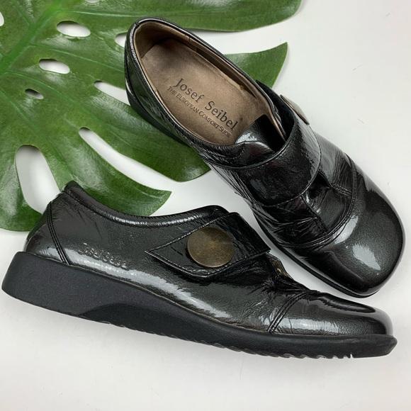d3900e98 Josef Seibel Shoes | Patent Leather 38 Us 75 | Poshmark